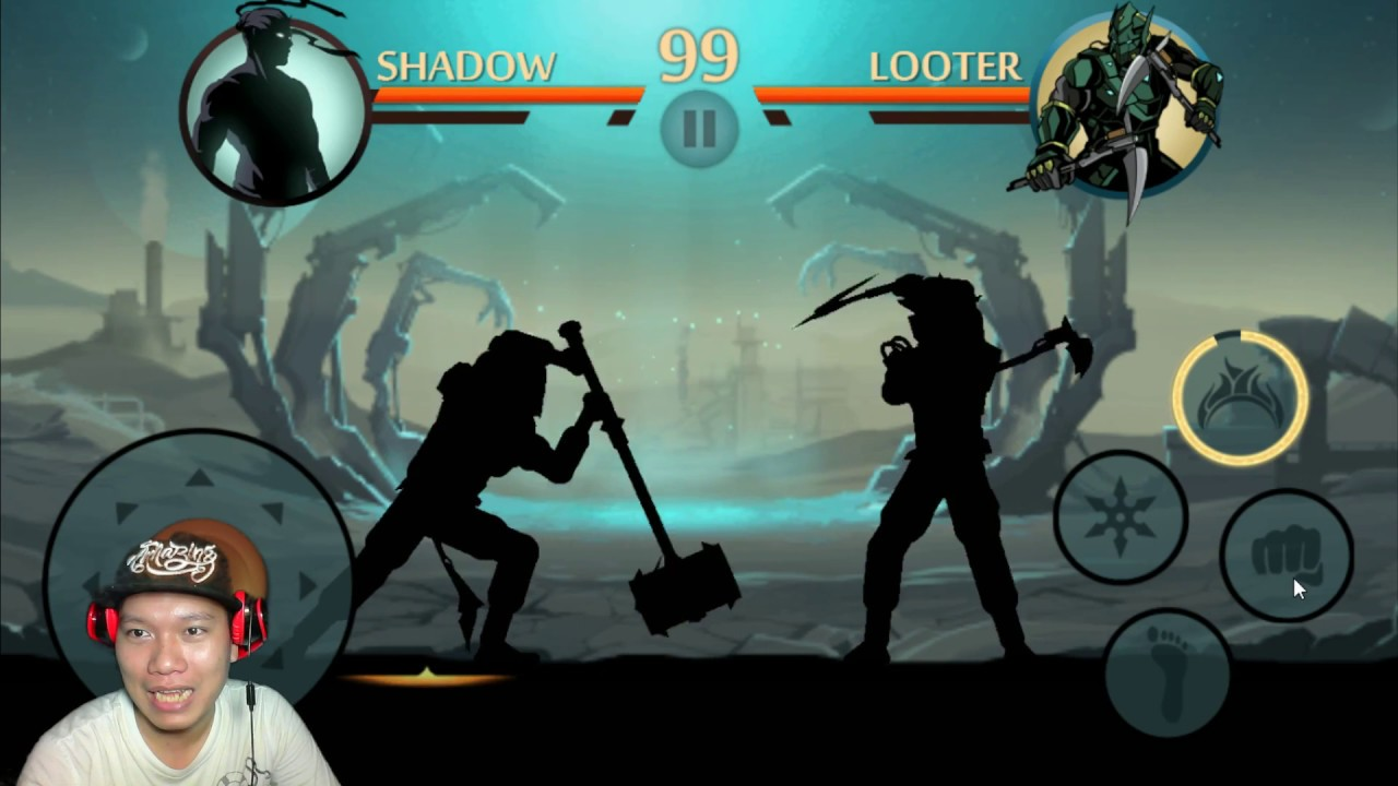 Shadow fight 2 HNT Chơi game shadow fight Bình luận vui how to download and gameplay beta # 31