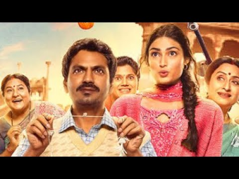 Download Motichoor  Chaknachoor New Hindi Movie 2020 Nawazuddin Siddiqui