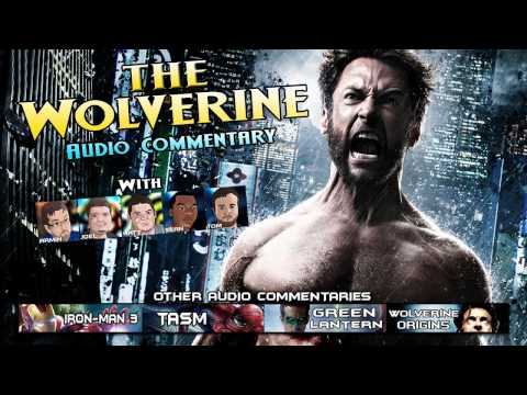 The Wolverine Audio Commentary