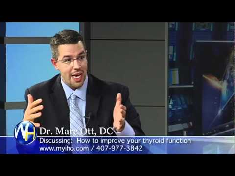 How to improve your Thyroid function - Dr. Ott