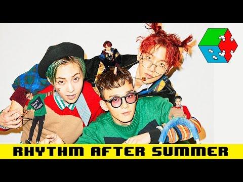 EXO-CBX - Rhythm After Summer (Korean Version) [Audio]