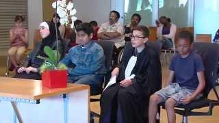 Citoyenneté : un atelier pour mieux comprendre la justice