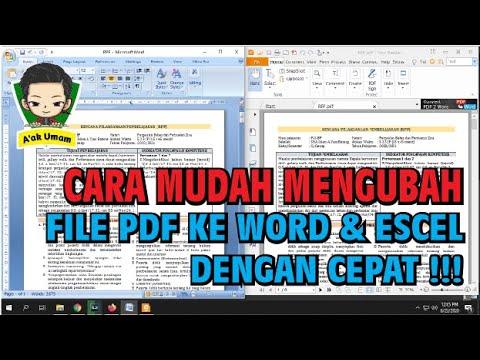 cara-mengubah/convert-file-pdf-ke-word-&-excel-offline-dengan-mudah