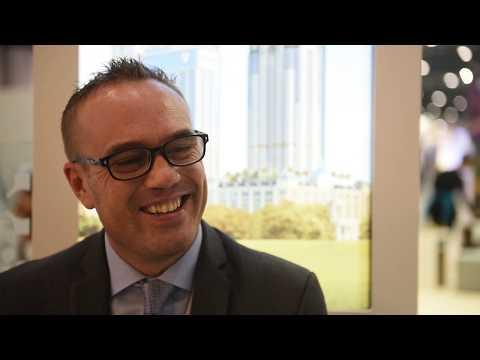 Fredrik Reinisch, cluster general manager, Al Habtoor City Hotels
