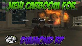 [Обзор CLEO#33] NEW CARBOOM FOR DIAMOND-RP.