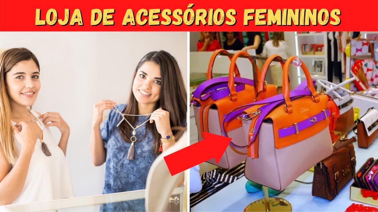 5a08e2c30 Como Montar Uma Loja de Acessórios Femininos - YouTube