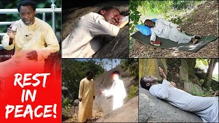 T.B Joshua Comrades Commence Prayer To Resurrect Him Back To...