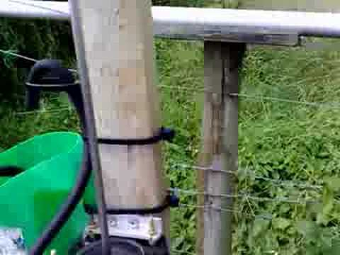 wind powered water pump youtube