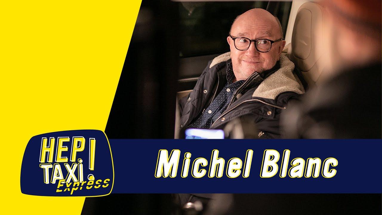 Michel Blanc : La naissance de Jean-Claude Dusse ﹂Hep Taxi ﹁