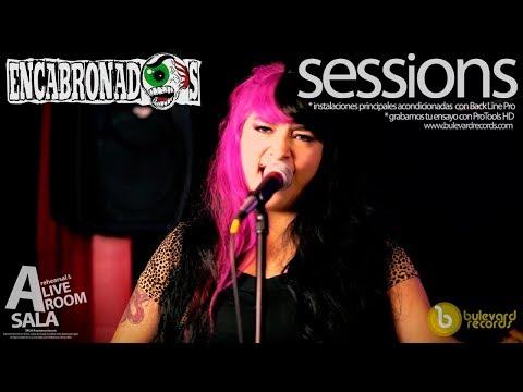 Live Session. Encabronados – Caníbal @Bulevard Records Mexic