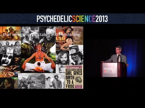 Psilocybin-Assisted Treatment for Alcohol Dependence – Michael Bogenschutz