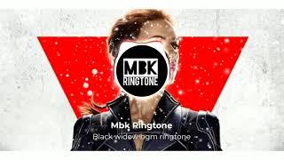 Black widow bgm ringtone with download link