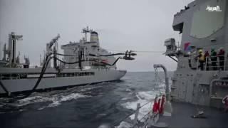 احتكاك بحري اميركي روسي