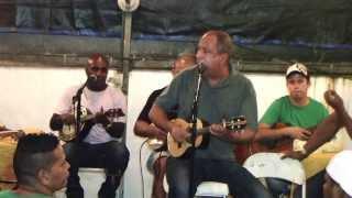 SOMBRINHA na RODA DE SAMBA DO NEM com a Família TIA DOCA em 08 09 2013 PH Registrou