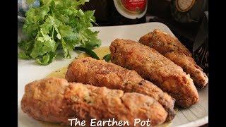 চীজে  মোড়া ফ্রাইড চিকেন |Fried Chicken Recipe| Cheesy Fried Chicken | KFC Style |