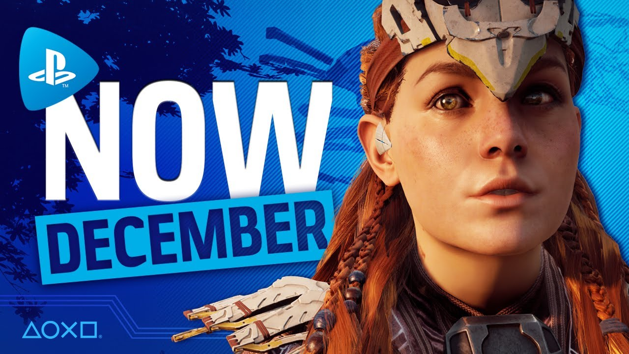 PlayStation Now - New Games December 2020