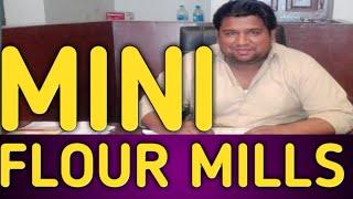 Mini Flour Mills