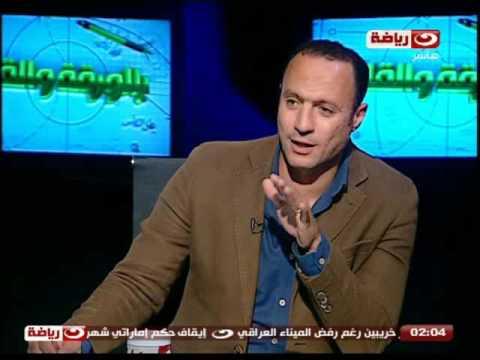 النهار رياضة: نادر السيد:  أحمد ناجي أتأمر عليا لمصلحة جوزيه.. انا نمرة واحد فى مصر