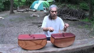 slit drum by Hiroyuki Murakami