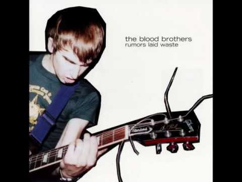 The blood brothers red blooded american girl