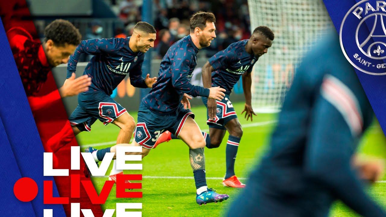 Download 📍Olympique de Marseille - Paris Saint-Germain : L'avant match au stade Vélodrome 🔴🔵