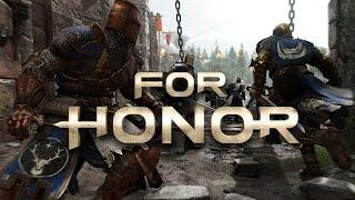 For Honor《榮耀戰魂》Multiplayer Gameplay Walkthrough / 多人連線實機展示 - Ubisoft SEA