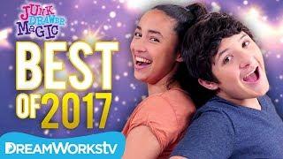 Best Tricks of 2017 | JUNK DRAWER MAGIC