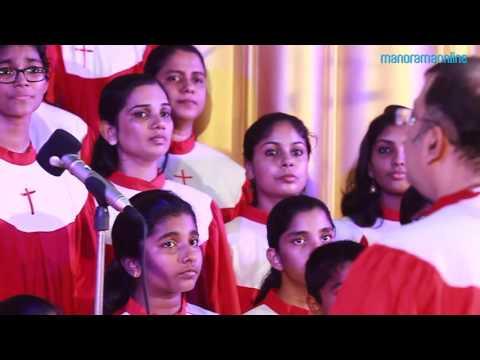 For Unto us -  G F Handel | English Carol Song | Jerusalem Mar Thoma Church Choir, Kottayam