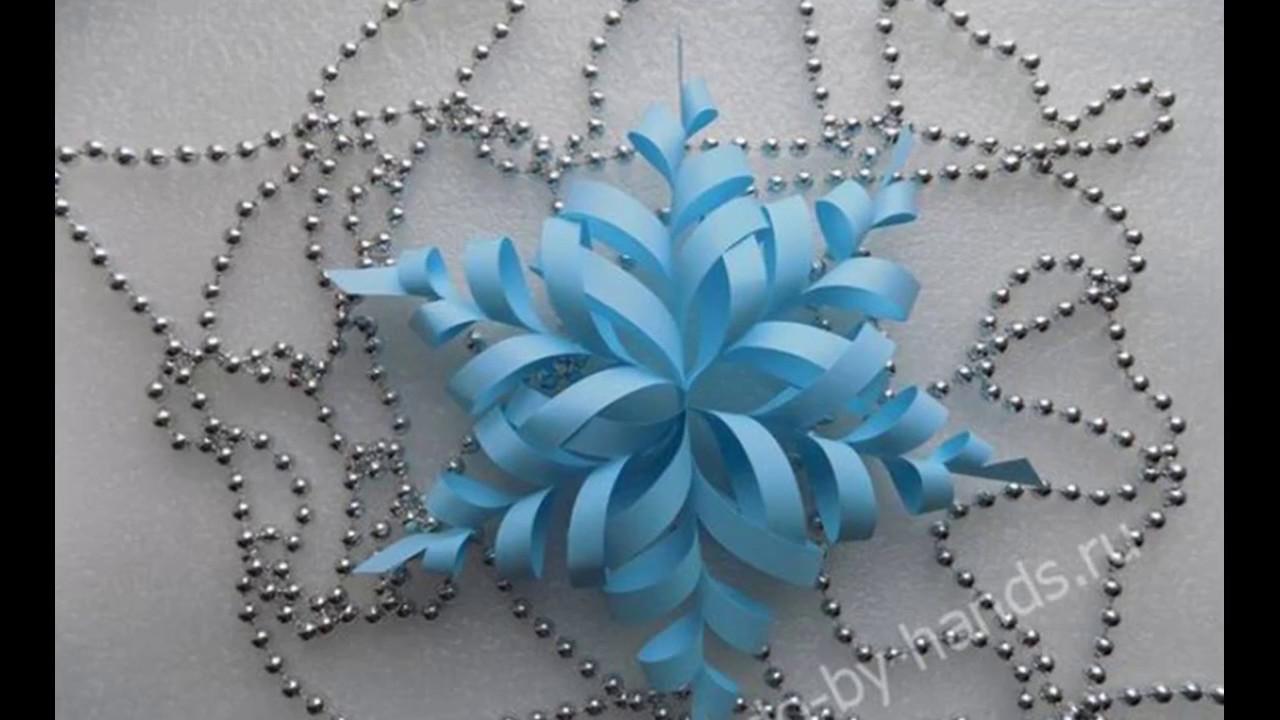 Снежинки новый год своими руками фото 249
