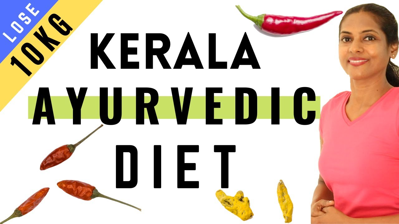 Ayurvedic Diet Plan for Weight loss in Malayalam. 1500 cal Ayurvedic Diet for weight loss journey.