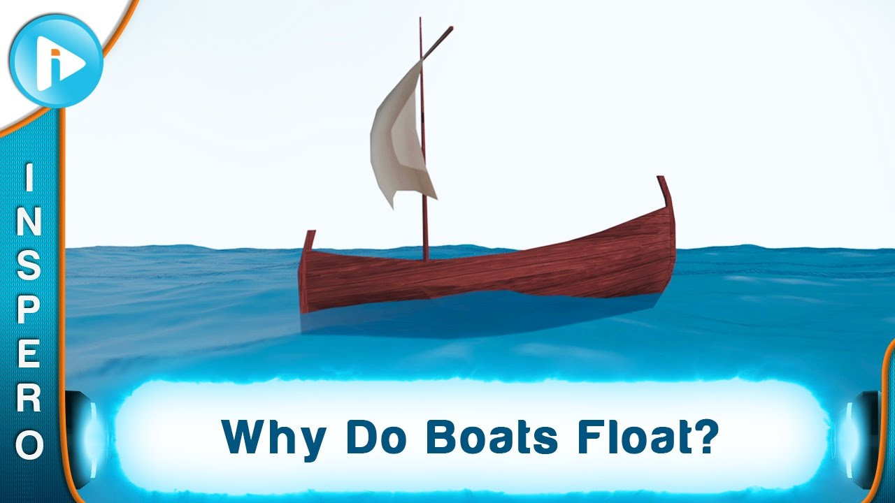 Why Do Boats Float