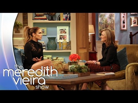 Jennifer Lopez Reveals The Breakdown Of Her Marriage | The Meredith Vieira Show