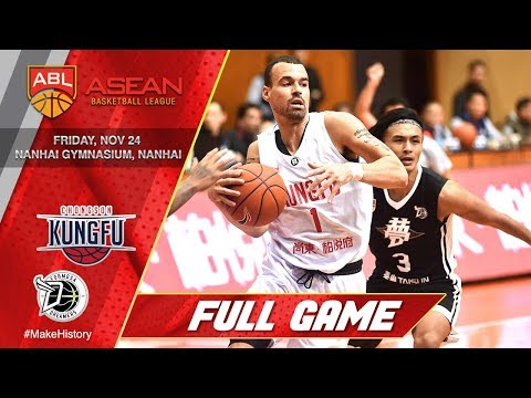 Chong Son Kung Fu vs. Formosa Dreamers | FULL GAME | 2017-2018 ASEAN Basketball League