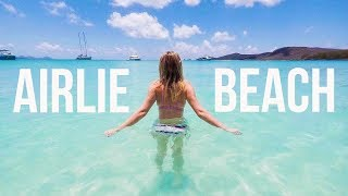 Airlie Beach Australia Travel Diary!