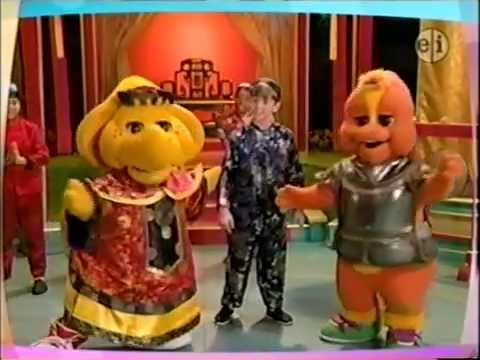 Barney Friends The Emperors Contest And The Whole Truth Season
