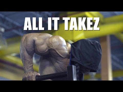 QUAN - All It Takez   Generation Iron 2 Official Music Video