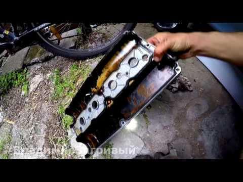 Обзор разобранного проблемного двигателя Opel Zafira. Оценка объема работы. Владимир Загривый