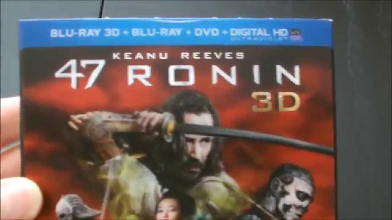 Download 47 Ronin (2013) | Blu-ray | Box Art & Specs