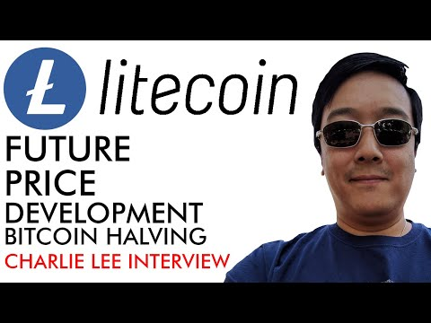 Litecoin - Future, Price, Development & Bitcoin Halving  [Charlie Lee Interview]