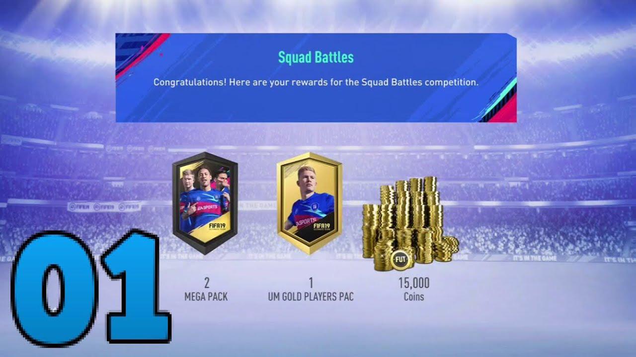 Fifa 19 Squad Battles Rewards fifa 19 squad battles rewards - elite 2 rewards! #1