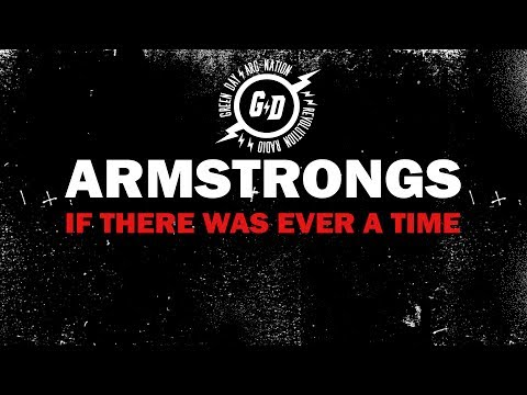 ARMSTRONGS - If There Was Ever A Time (Lyric Video)