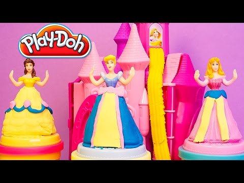 Play Doh Prettiest Princess