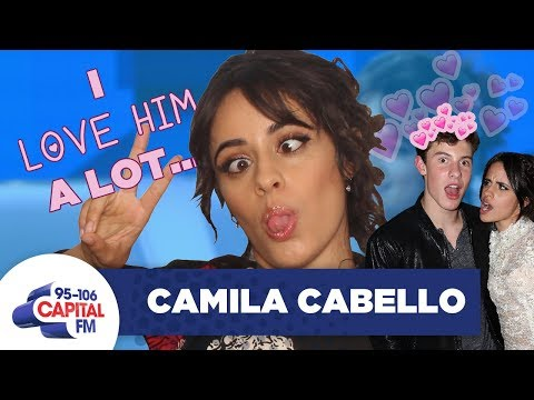 Camila Cabello Confesses Her Love For Shawn Mendes 💖     Capital