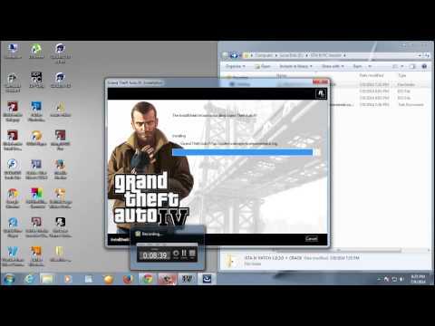 Grand Theft Auto 4 Download torrent- install 100% work