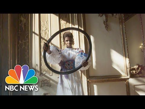 Milan Fashion Week Marks BLM With Show Dedicated To Black Designers   NBC News NOW