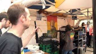 "Notting Hill Carnival 2012 - Aba Shanti-I ▶ ""Seek Jah Kingdom First "" (Mellow Vibe) ㉑"
