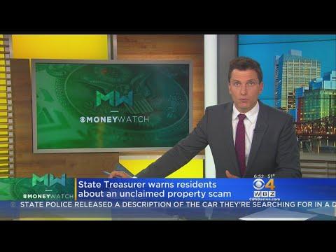 Massachusetts Treasurer Warns Of Unclaimed Property Scam