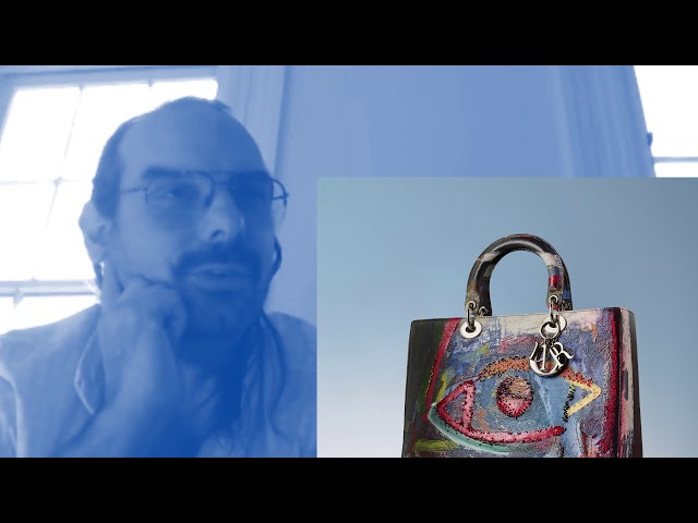 Dior Lady Art : Interview with Spencer Sweeney