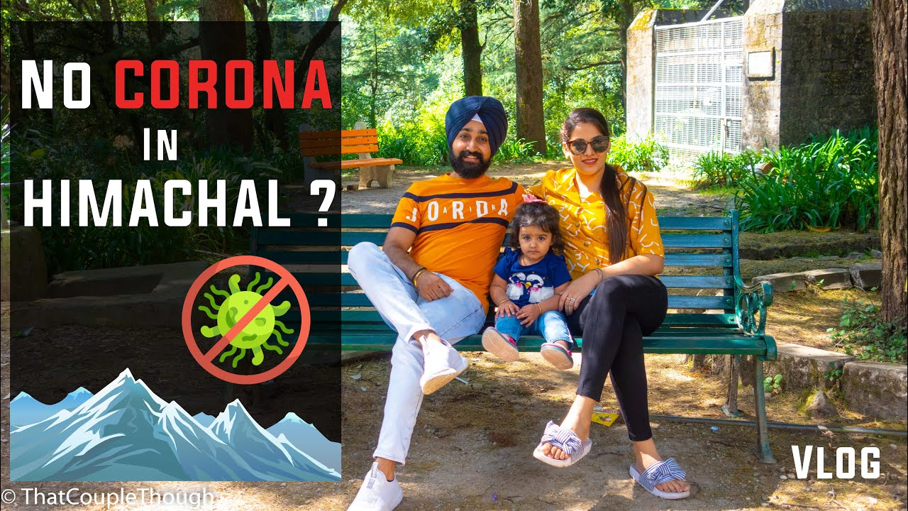Himachal vich corona khatam ? | That Couple Though | Vlog | Day 2