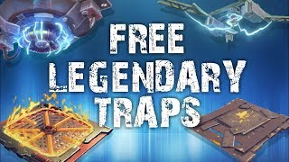 HOW TO GET FREE LEGENDARY TRAP SCHEMATIC FORTNITE SAVE THE WORLD